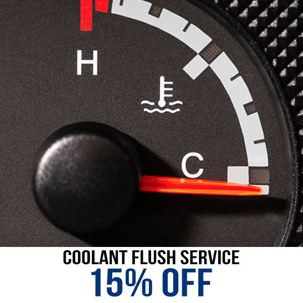 Coolant Flush Promotion